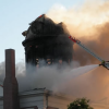 Flames Engulf Historic Jefferson County Courthouse