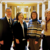 Clinton County Court Staff Visit State House