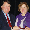 Judge Wentworth receives award of excellence for Pro Bono service