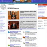Supreme Court Website Helps Courts Manage Self-Represented Litigants