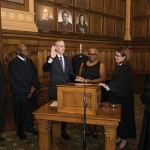 Geoffrey Slaughter sworn in as member of Supreme Court