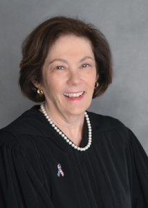 Court of Appeals Judge Margret Robb