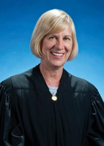 Court of Appeals Chief Judge Nancy Vaidik