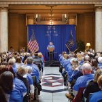 Voice of the Child: 2019 CASA Day celebration at the Indiana State House