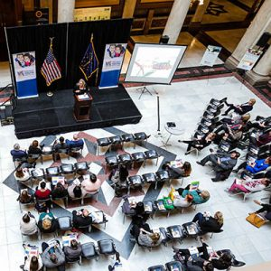 State of the Child event at State House