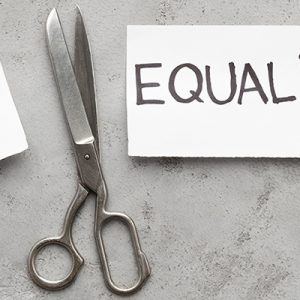 """The word """"equal"""""""