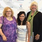 Foster youth receives award at CASA Conference