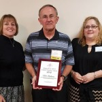 Bob Harkness named 2016 CASA of the Year